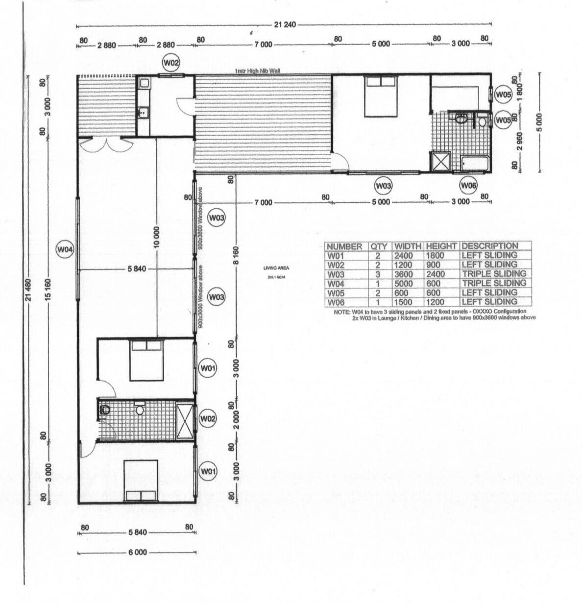 House plan_Lot 15 Possum Close_ Speewah